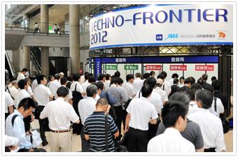 Techno Frontier 2012