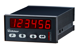 Kuebler 574 Dual Frequency Display