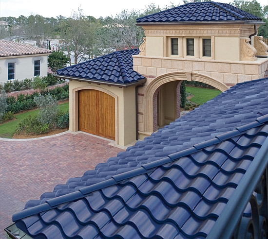 The ... & Photovoltaic Cells Designed to Blend in with Terracotta Roofs ... memphite.com