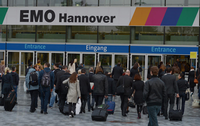 EMO Hannover 2013 Metalworking Trade Show