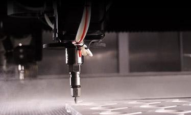Micro-Abrasive Waterjet Nozzle 7/15 Mini MAXJET5i - World