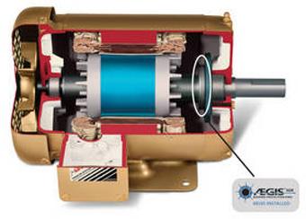 Electric motors super e world industrial reporter for Baldor reliance super e motor