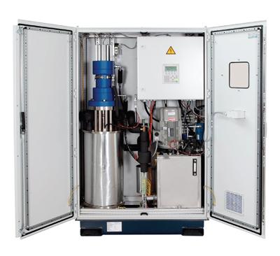 Linde PRESUS CO2 Pressure Booster