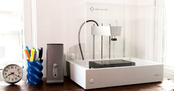 New Matter Mod T 3d Printer >> The World Is Going 3d Inexpensive Mod T Printer Takes 3d Printing