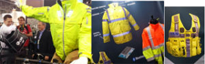 Visijax safety clothing