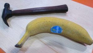 3D printed hammer