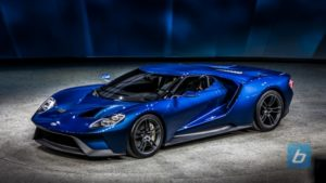 All-New Ford GT Sets the Ball Rolling at Detroit Motor Show - World ...