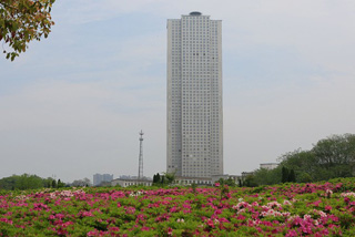 Chinese Skyscraper Built in 19 Days