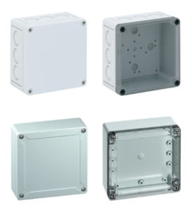Terminal Boxes CG and CG-PC Series