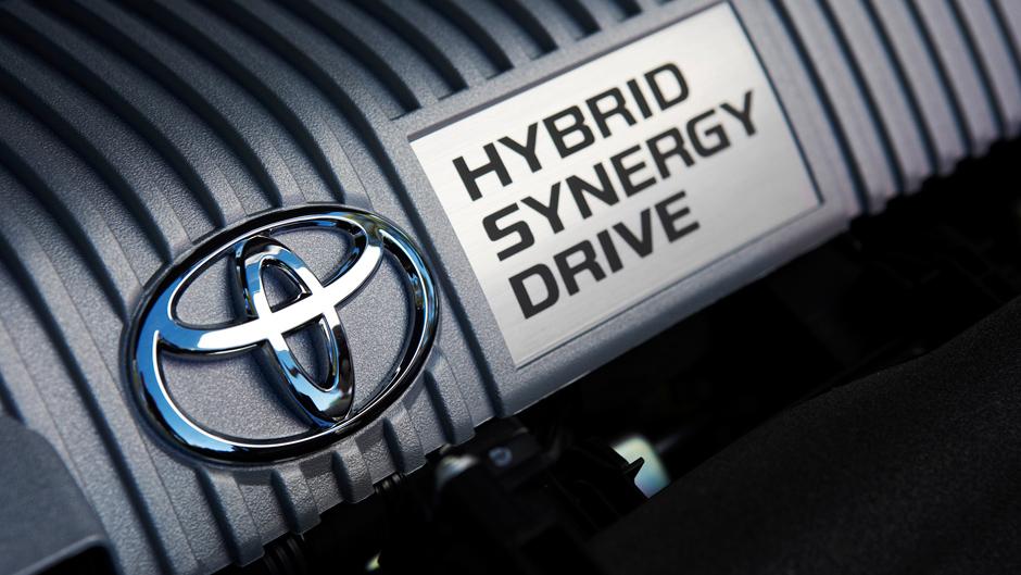 Hybrid Synergy Drive — Wikipédia