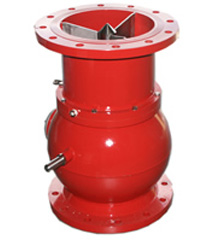 ATEX Explosion Protection Passive Isolation Valve