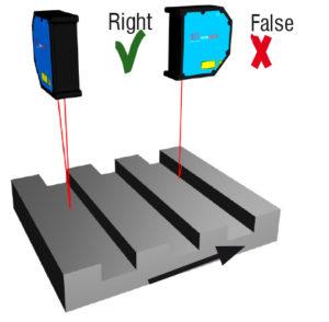 Laser Sensor Arrangement