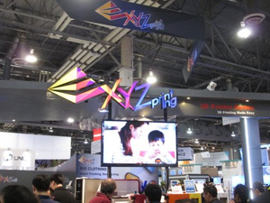 XYZ Printing 3D Printer