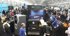 Inside 3d printing show NYC