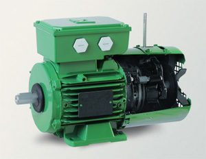 Brake motors ffb world industrial reporter for Emerson ultratech variable speed motor
