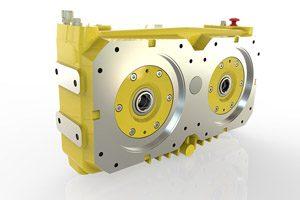 Stiebel-Getriebebau Electric Vehicle Gearbox Type 4669