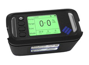 Portable Gas Detector Gasurveyor 700