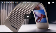 Unusual Cell Phones