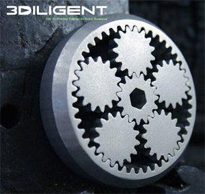3Diligent Metal 3D Printing