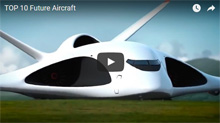 Top 10 Future Aircraft