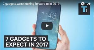 2017 Cool Gadgets