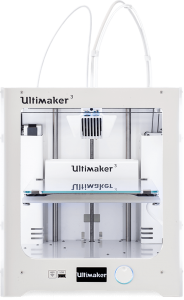 Ultimaker 3 Dual-Extrusion 3D Printer