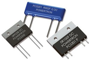 Vishay Powertron Power Current Sensors PCS Series
