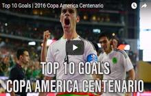 Top 10 Copa America 2016 Goals