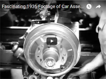 1936 Auto Assembly Line