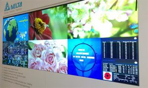 Laser Video Wall Xtra Slim 4k DLP® for Control Rooms | New Product