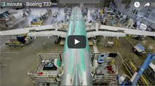 Boeing 737 Timelapse video