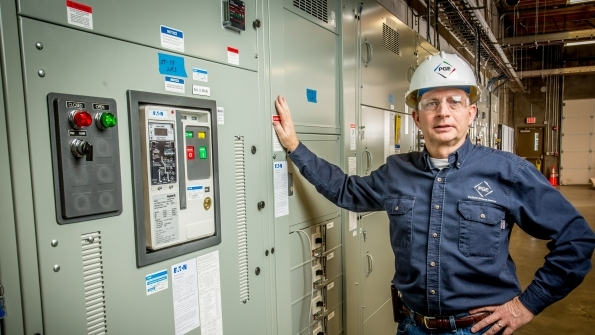 Portland General Electric Opens Working Smart Grid