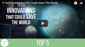 5 Clean Tech Inventions
