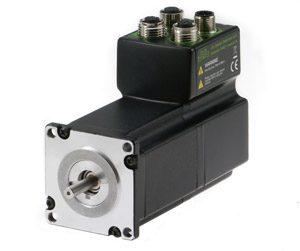 Integrated stepper motors servostep new product review for Stepper motor integrated controller