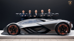 Lamborghini Mit Develop A Battery Less Self Repairing Electric
