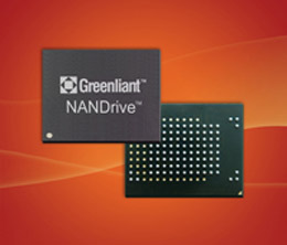 Greenliant eMMC 5.1 Embedded SSDs NANDrive