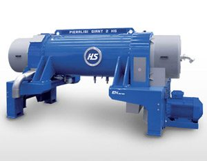 Pieralisi Centrifugal Decanter GIANT HS Series