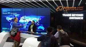 Alibaba at CES 2018