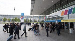 EMO Hannover Entrance