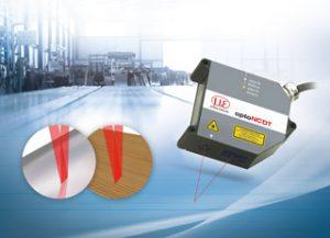 Micro Epsilon Laser Distance Sensor optoNCDT 1750LL