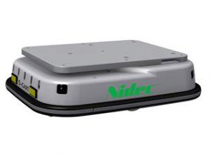 NIDEC SHIMPO Autonomous Self Guided Vehicle S CART