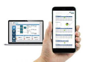 VPInstruments Energy Management System VPVision