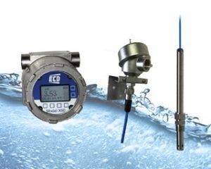 Electro Chemical Devices Liquid Analyzer System X80-B88-S88