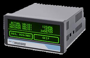 Motrona IO-Link Process Display AX350/IO