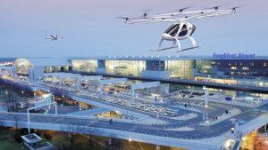 volocopter frankfurt airport 1