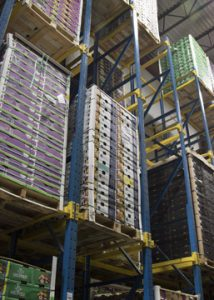 Steel King Industries Drive-In Rack Systems