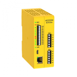 Banner Engineering Safety Controller Relay/Hybrid SC10 Series