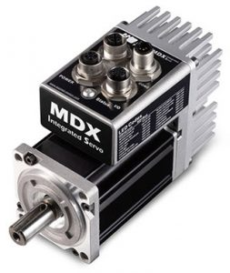 Applied Motion Products Integrated Servo Motors MDX