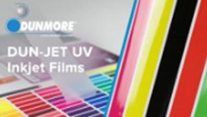 Dunmore Inkjet Printable Films DUN JET UV