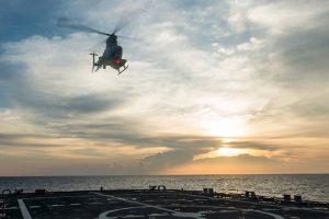 Fire Scout UAV Lead Image